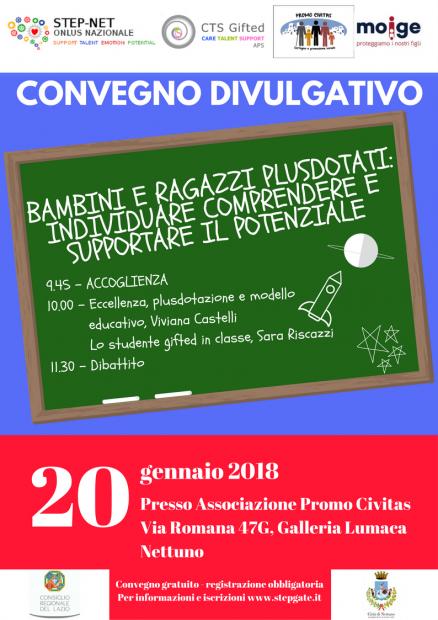 Convegno plusdotazione 7